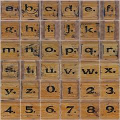 Rubber Stamp Handles (Leo Reynolds) Tags: fdsflickrtoys photomosaic alphabet alphanumeric abcdefghijklmnopqrstuvwxyz 0sec abcdefghijklmnopqrstuvwxyz0123456789 hpexif groupfd mosaicalphanumeric xleol30x xphotomosaicx xxx2011xxx
