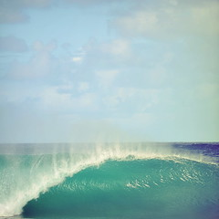 Square (JAHook Photo) Tags: beach hawaii wave northshore pipeline squarecrop pipemasters