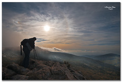 Una maana con niebla. (Francisco J. Prez.) Tags: naturaleza nature spain pentax paisaje panoramica cdiz niebla tarifa sigma1020mm parquenaturaldelosalcornocales campodegibraltar pentaxart pentaxk5 franciscojprez