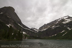 "Grinnell Lake • <a style=""font-size:0.8em;"" href=""http://www.flickr.com/photos/63501323@N07/6500227405/"" target=""_blank"">View on Flickr</a>"
