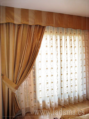 "Cortinas Clásicas con Bando y caida lateral • <a style=""font-size:0.8em;"" href=""http://www.flickr.com/photos/67662386@N08/6501349243/"" target=""_blank"">View on Flickr</a>"
