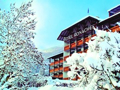 Thermenhotel Ronacher im Winter