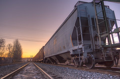 The Wagon.jpg (Bob's Corner) Tags: cn montreal canadiannationalrailway photomatixpro 7exposures detailenhancer