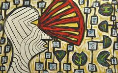 astronomic eye (divedintopaint) Tags: ferrara astratto quadri espressionismo dived informale neoprimitivismo