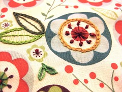 Embroidered eye mask tutorial (Antpodas) Tags: embroidery sewing craft tutorial eyemask easyproject fsfeature