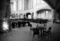 __________________ (wanda.dschmidt) Tags: white black berlin church table chairs zion tisch sthle zionskirche berlins schwarzweis kaffeekanne