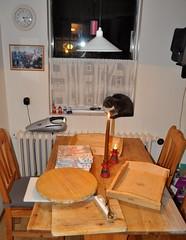 Laufabrausger 17:15GMT (Sig Holm) Tags: bread island iceland islandia sland islande icelandic islanda ijsland islanti    laufabrau  xmasbread slenskt leafbread jlabrau