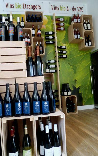 Meilleurs vins bio sélectionnés par lhôtel Gavarni