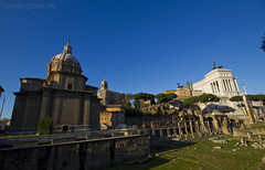 """Foro Romano, Ρωμαϊκή Αγορά • <a style=""""font-size:0.8em;"""" href=""""http://www.flickr.com/photos/89679026@N00/6575807535/"""" target=""""_blank"""">View on Flickr</a>"""
