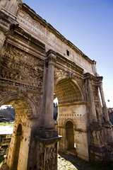 """Arco di Tito • <a style=""""font-size:0.8em;"""" href=""""http://www.flickr.com/photos/89679026@N00/6575848465/"""" target=""""_blank"""">View on Flickr</a>"""