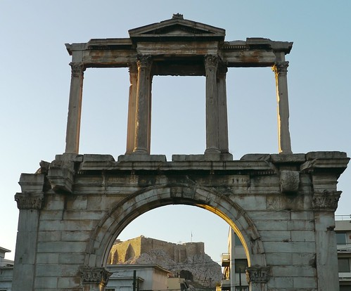 Thumbnail from Hadrian's Arch