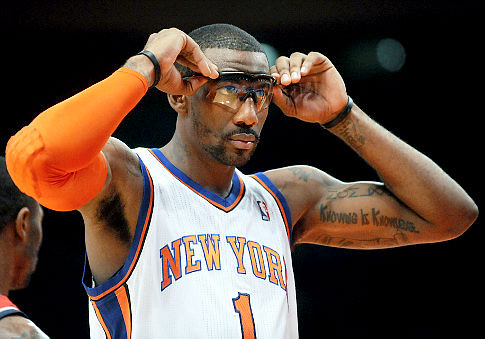 Amaré Stoudemire - New York Knicks - NBA