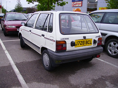 1991/92 Suzuki Alto GLA auto (2006) (Spottedlaurel) Tags: suzuki alto