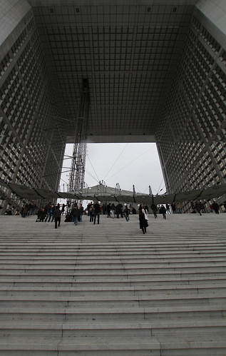 Grande Arche - La Défense