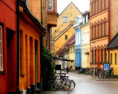 Malmö (BumbyFoto) Tags: christmas travel house holiday color building architecture europe sweden sverige scandinavia malmö