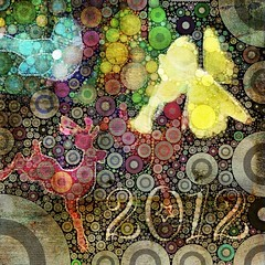my people were fair... (petervanallen) Tags: iris brushes percolator apps tyrannosaurusrex iphone artstudio lenslight mypeoplewerefair andhadskyintheirhair butnowtheyrecontent towearstarsontheirbrows