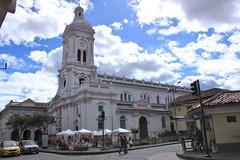 Cuenca: Iglesia de San Francisco (zug55) Tags: church ecuador iglesia unescoworldheritagesite unesco worldheritagesite iglesiadesanfrancisco cuenca patrimoniodelahumanidad plazadesanfrancisco conventodesanfrancisco azuay