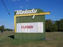 OH Springfield - Melody Drive-In (scottamus) Tags: auto ohio cinema movie theater drivein springfield clarkcounty melodydrivein