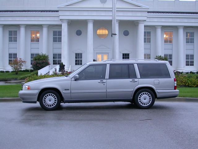 wagon volvo 1997 960