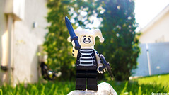 Week 1 (chrisofpie) Tags: chris cute nature project pie toy toys outdoors star funny lego jester lol kind story liam legos hero knight week brave minifig caring weeks mime 52 rofl minifigure klutz minifigures 52weeks whitejester stunningphotogpin chrisofpie 52weeksofliamthemime
