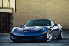 Z06 on Modulares' (Danh Phan) Tags: wheels corvette z06 modulare