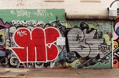 Mine, Begr (BayAreaGraff) Tags: california film 35mm canon keys graffiti san francisco mine ae1 twb begr
