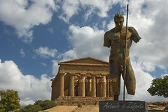 DEDALO (Antonio Zafonte) Tags: sculture sicilia agrigento valledeitempli igormitoraj