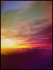 Happy 2012 (jmgarrido.net) Tags: new winter beach happy year pic gradient 12 2012 efects twothousand12