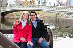 Eric and Meagan - Marriage Proposal (BlackPawPhoto) Tags: nyc newyorkcity centralpark weddingphotos bowbridge marriagephotos nycproposal candidproposalphotos nycmarriageproposal centralparkproposal bowbridgeproposal