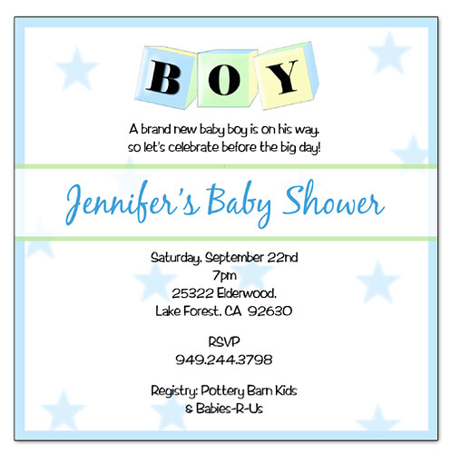 Baby Shower Invitations S Most Interesting Flickr Photos