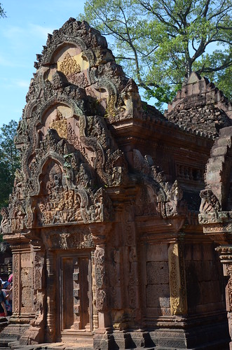 Banteay Srei Temple 2 ©  Still ePsiLoN