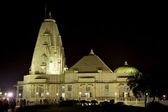 Visiting Birla Lakshmi Narayan Temple 9