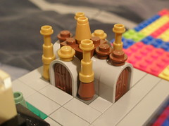 Russian Orthodox Church (Luap31) Tags: lego legocity microscale brickville