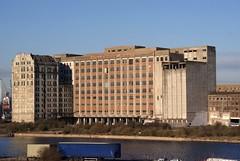 MILLENNIUM MILLS, ROYAL VICTORIA DOCK (BUNCH & DUKE) Tags: millennium mills royalvictoriadock silvertown bunchduke bunchandduke julianmason
