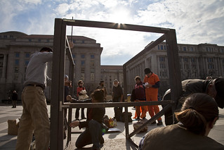 Witness Against Torture: Building a Cage
