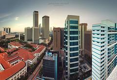 Motherboard (draken413o) Tags: panorama building architecture singapore cityscape basah brash