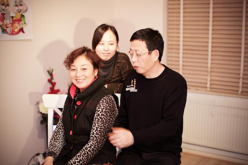 Chen Jie home dinner 040
