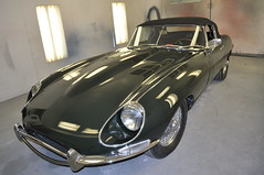 "1966 Jaguar XKE • <a style=""font-size:0.8em;"" href=""http://www.flickr.com/photos/85572005@N00/6704754457/"" target=""_blank"">View on Flickr</a>"