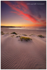Dune Swirls (Dylan Toh) Tags: mist seascape beach fog sunrise landscape photography dawn bay sand south dune australia kangarooisland hanson everlook