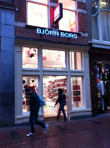 Bjorn Borg Amsterdam
