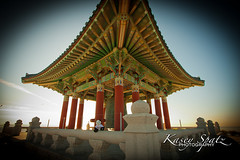 Korean Friendship Bell (SpatzShots) Tags: ocean california ca coast san friendship bell scenic pedro pacificocean korean coastline ranchopalosverdes rpv