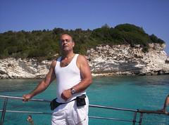 Ιόνιο στο σύμπλεγμα Λευκάδας Μεγανήσι
