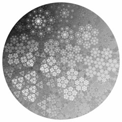 Snowflakes (fdecomite) Tags: circle geometry packing math inversions tangency