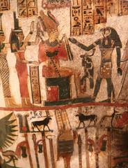 The Sarcophagus (peterkelly) Tags: toronto ontario canada detail art digital egypt egyptian sarcophagus northamerica mummy rom royalontariomuseum hieroglyphics