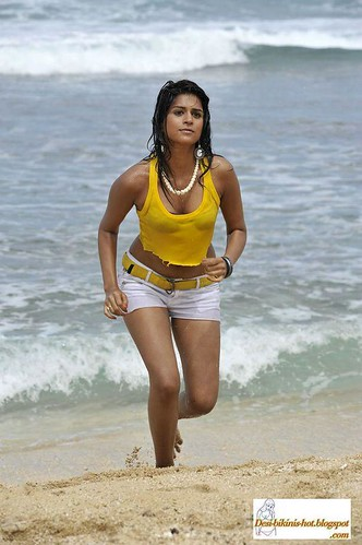 Shraddha das hot bikini think, that