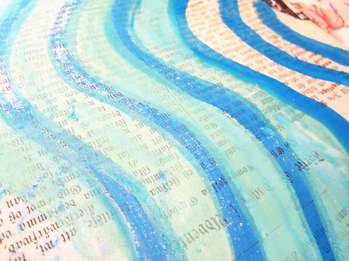 A river pattern