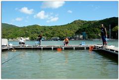 BOM FIM DE SEMANA! (yassuko) Tags: blue people nature seasky