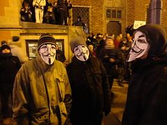 Nie dla ACTA - Wrocław (gwensel) Tags: internet protest poland polska censorship demonstration stop polen anonymous nie demonstratie wrocław acta strajk dla demonstracja manifestacja censuur internetu cenzury
