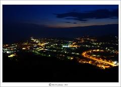 Veduta serale dalla frazione Ciglio (m0rphy) Tags: longexposure night lights luci notturno lungaesposizione ciglio canonef1740l serrarafontana