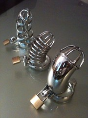 Chastity devices (tiedit) Tags: device chastity